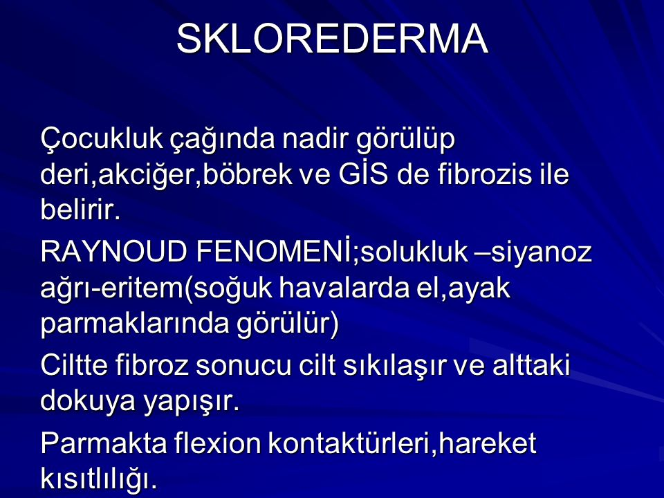 SKLOREDERMA