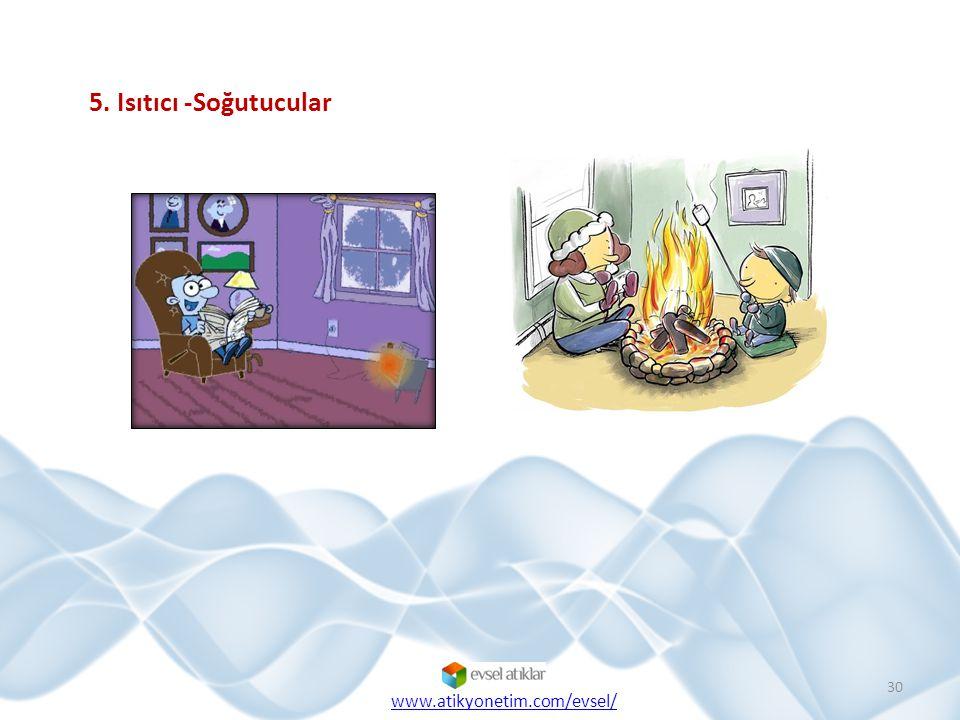 5. Isıtıcı -Soğutucular www.atikyonetim.com/evsel/