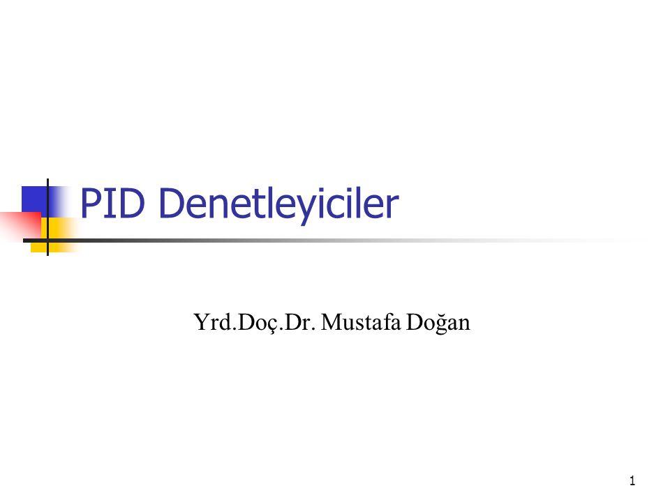 Yrd.Doç.Dr. Mustafa Doğan