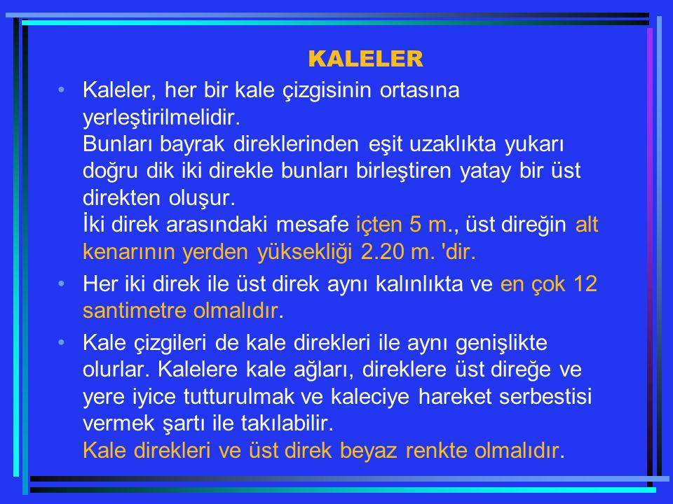 KALELER