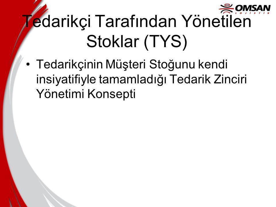 Tedarikçi Tarafından Yönetilen Stoklar (TYS)
