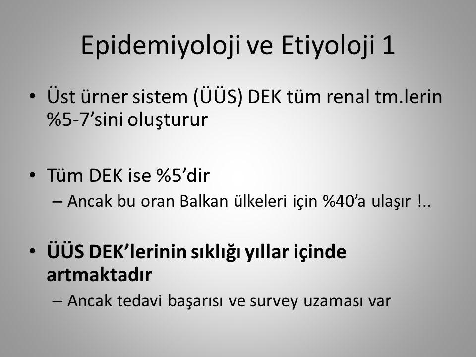 Epidemiyoloji ve Etiyoloji 1