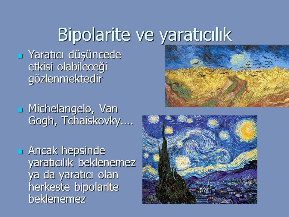 Bipolarite ve yaratıcılık
