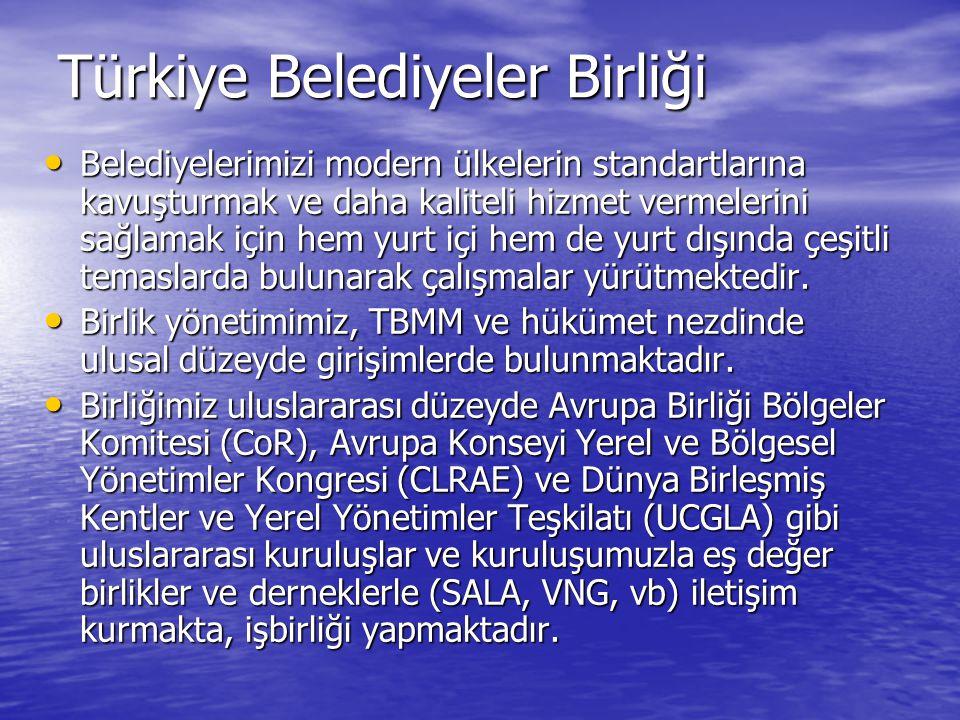 Türkiye Belediyeler Birliği