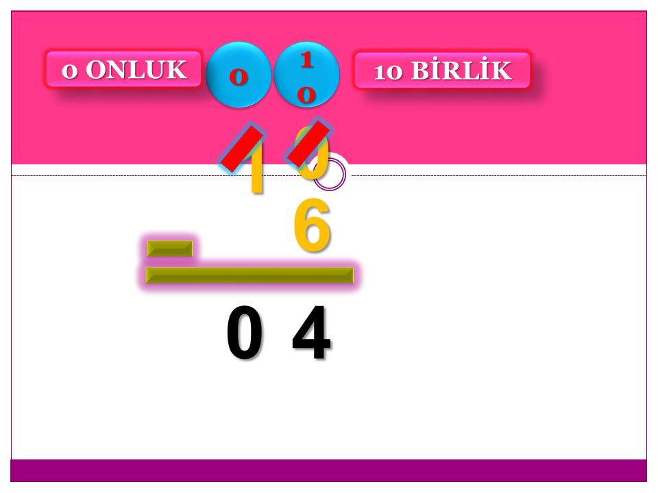 10 0 ONLUK 10 BİRLİK 1 6 4