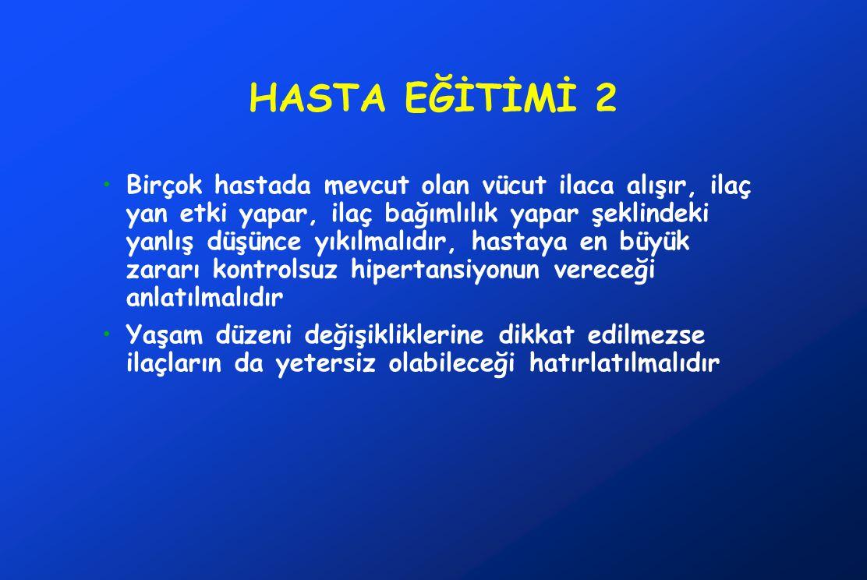 HASTA EĞİTİMİ 2