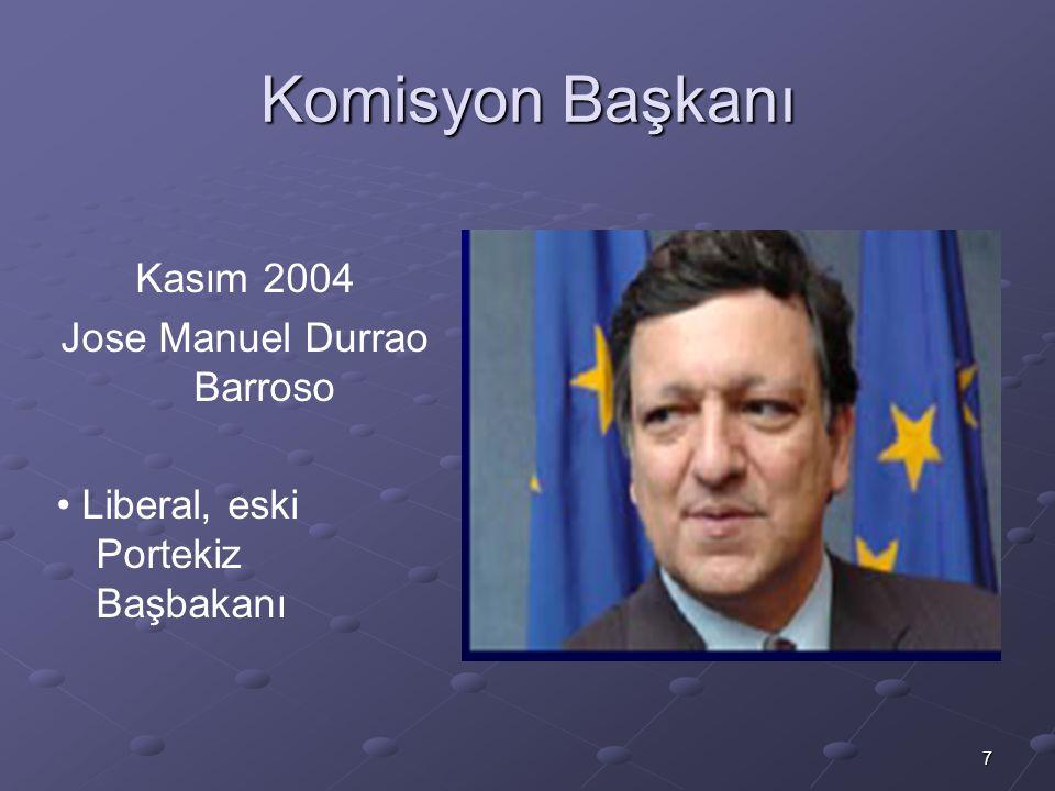 Jose Manuel Durrao Barroso
