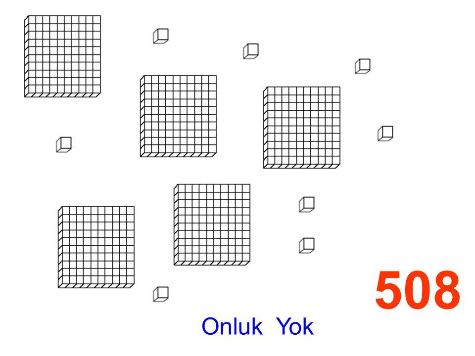 Onluk Yok 508 Onluk Yok