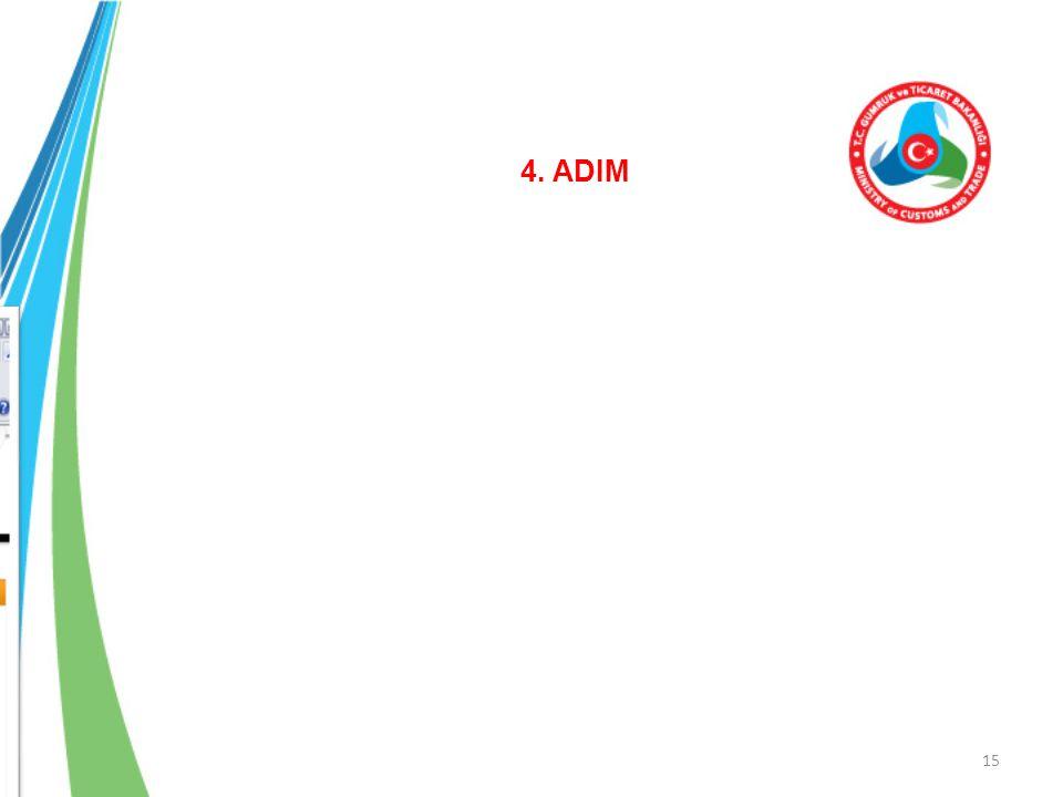 4. ADIM