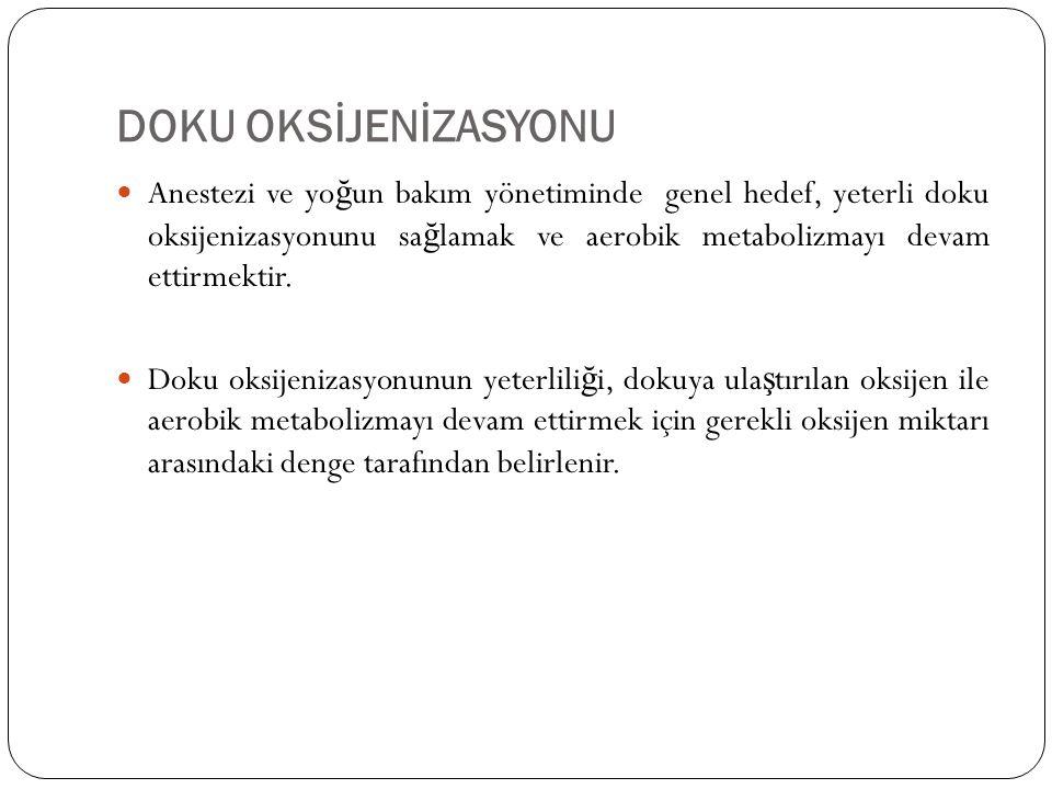 DOKU OKSİJENİZASYONU