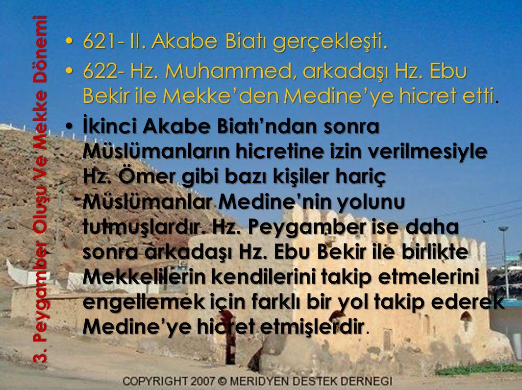 3. Peygamber Oluşu Ve Mekke Dönemi