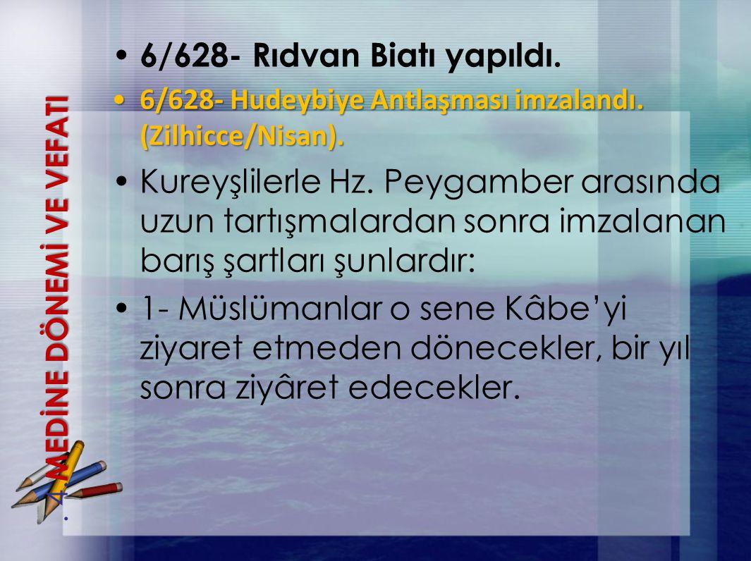6/628- Rıdvan Biatı yapıldı.
