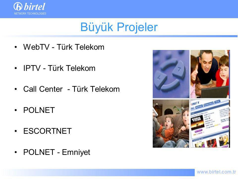 Büyük Projeler WebTV - Türk Telekom IPTV - Türk Telekom