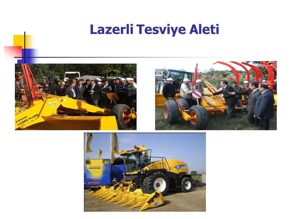 Lazerli Tesviye Aleti