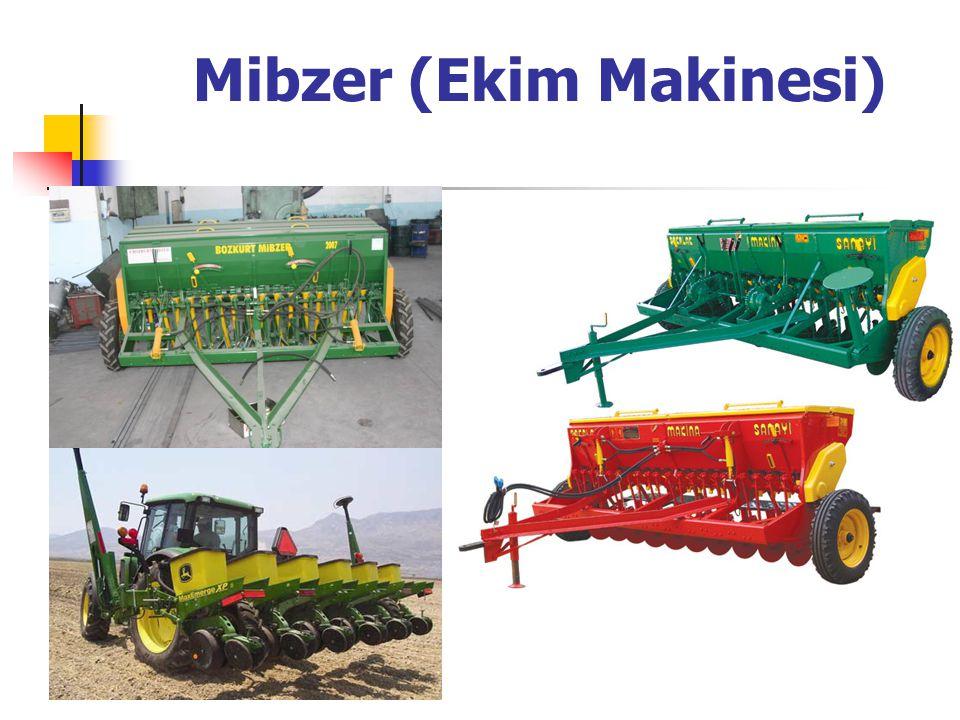 Mibzer (Ekim Makinesi)