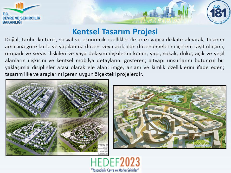 Kentsel Tasarım Projesi