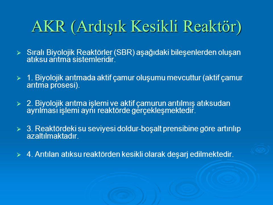 AKR (Ardışık Kesikli Reaktör)