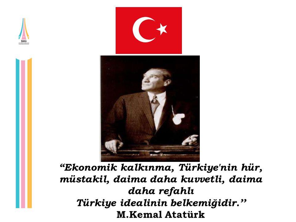 Türkiye idealinin belkemiğidir.''
