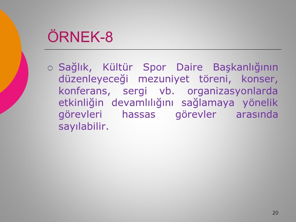 ÖRNEK-8