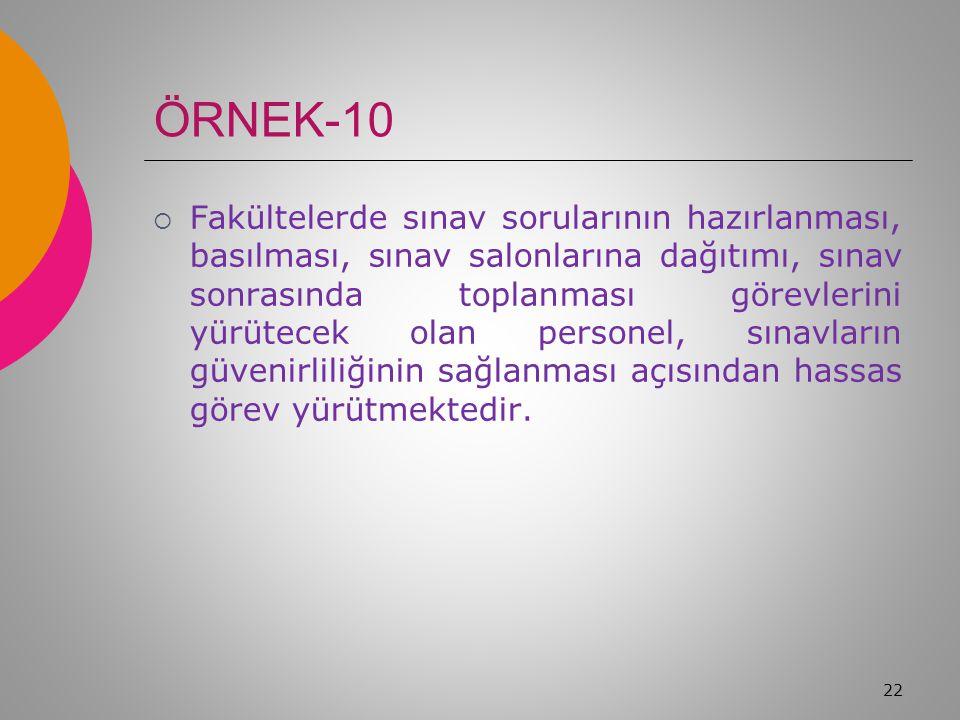 ÖRNEK-10