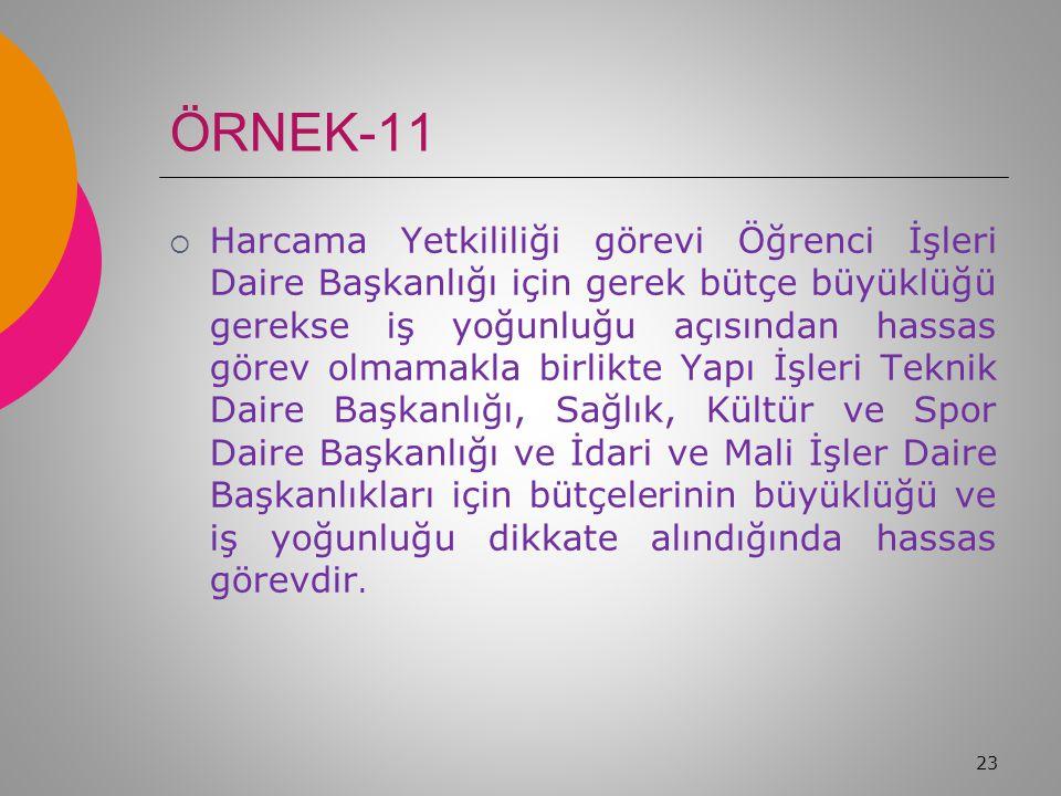 ÖRNEK-11