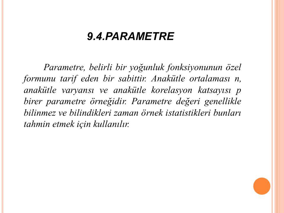 9.4.PARAMETRE