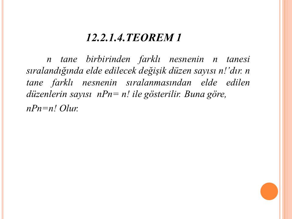 12.2.1.4.TEOREM 1
