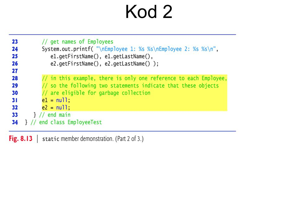 Kod 2