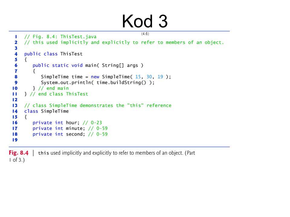 Kod 3 (4.6)