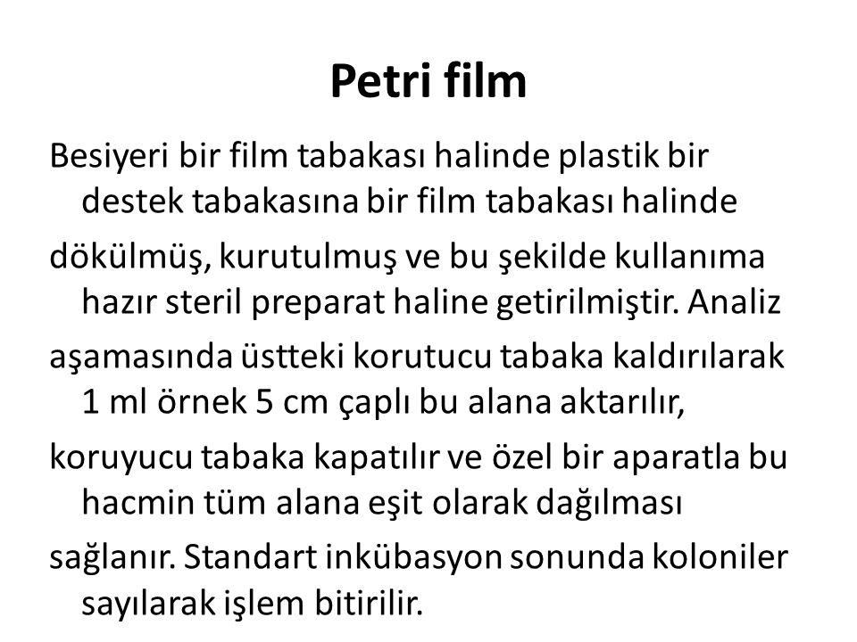 Petri film