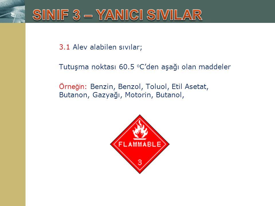 SINIF 3 – YANICI SIVILAR