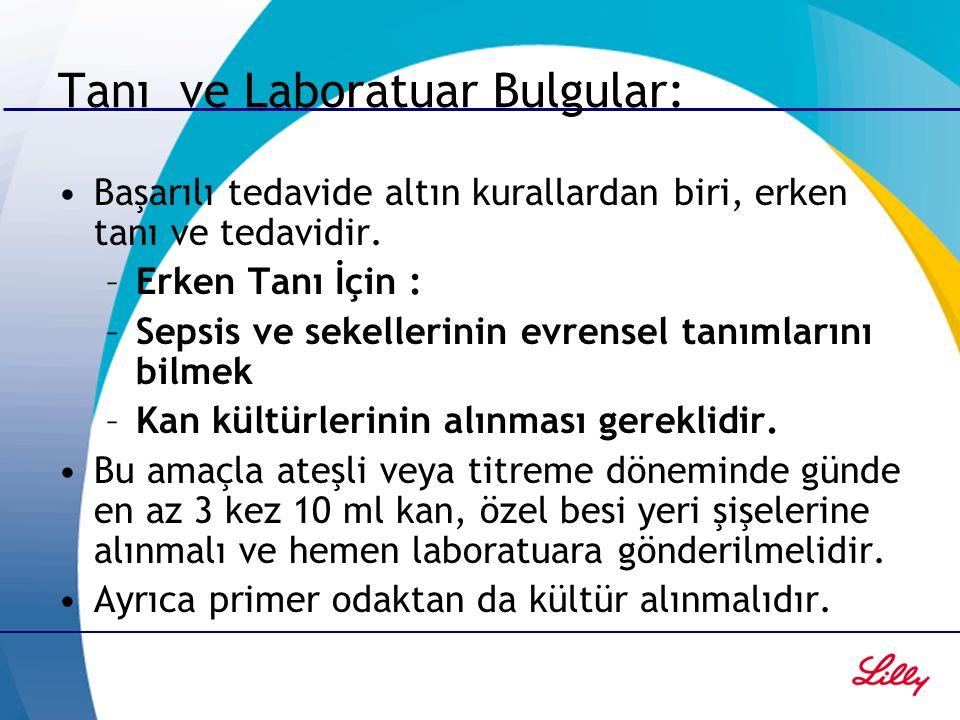 Tanı ve Laboratuar Bulgular: