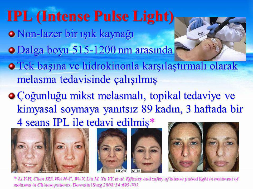 IPL (Intense Pulse Light)