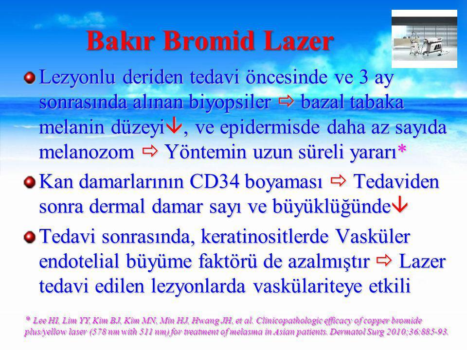 Bakır Bromid Lazer