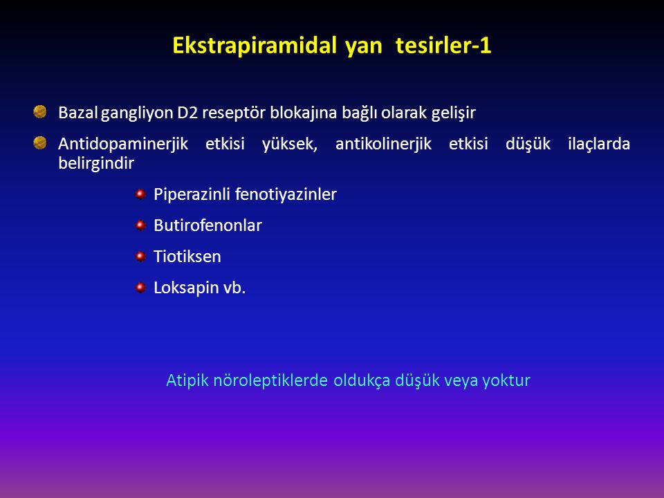 Ekstrapiramidal yan tesirler-1