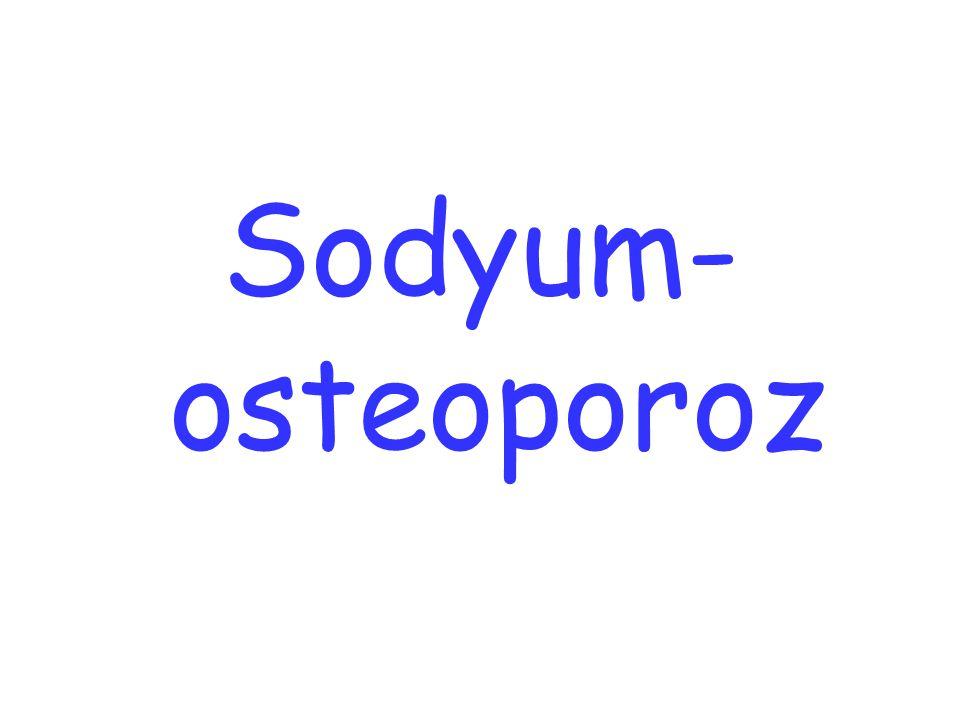 Sodyum-osteoporoz