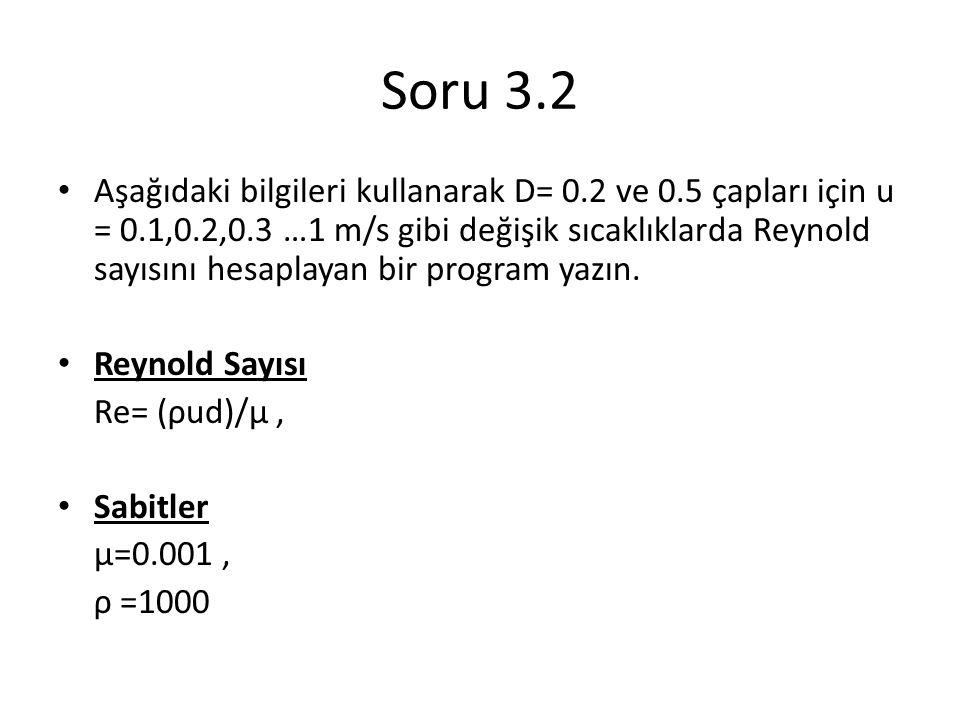 Soru 3.2