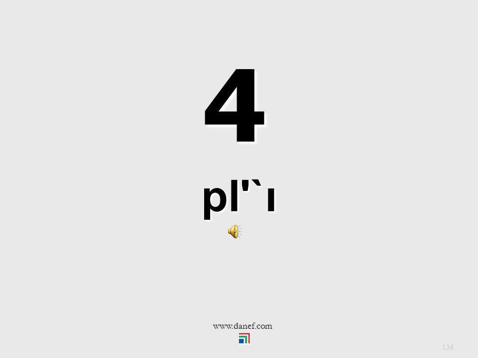 4 pl `ı www.danef.com