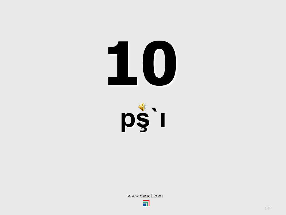 10 pş`ı www.danef.com