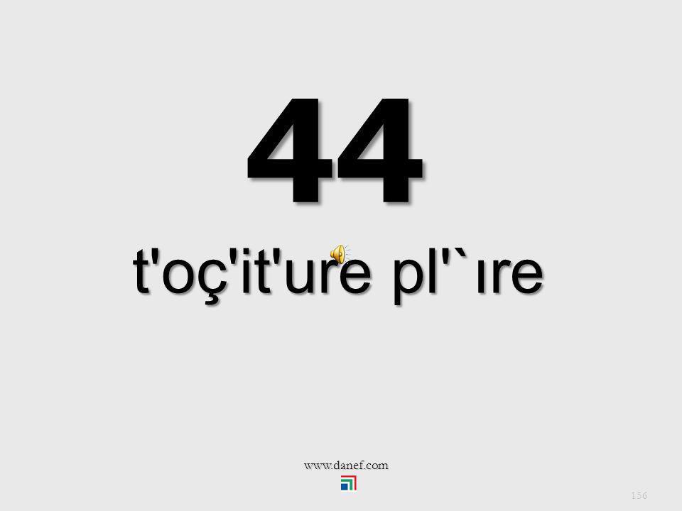 44 t oç it ure pl `ıre www.danef.com