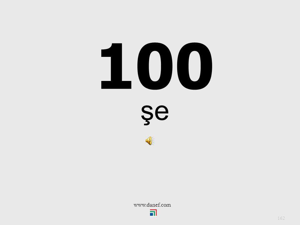 100 şe www.danef.com