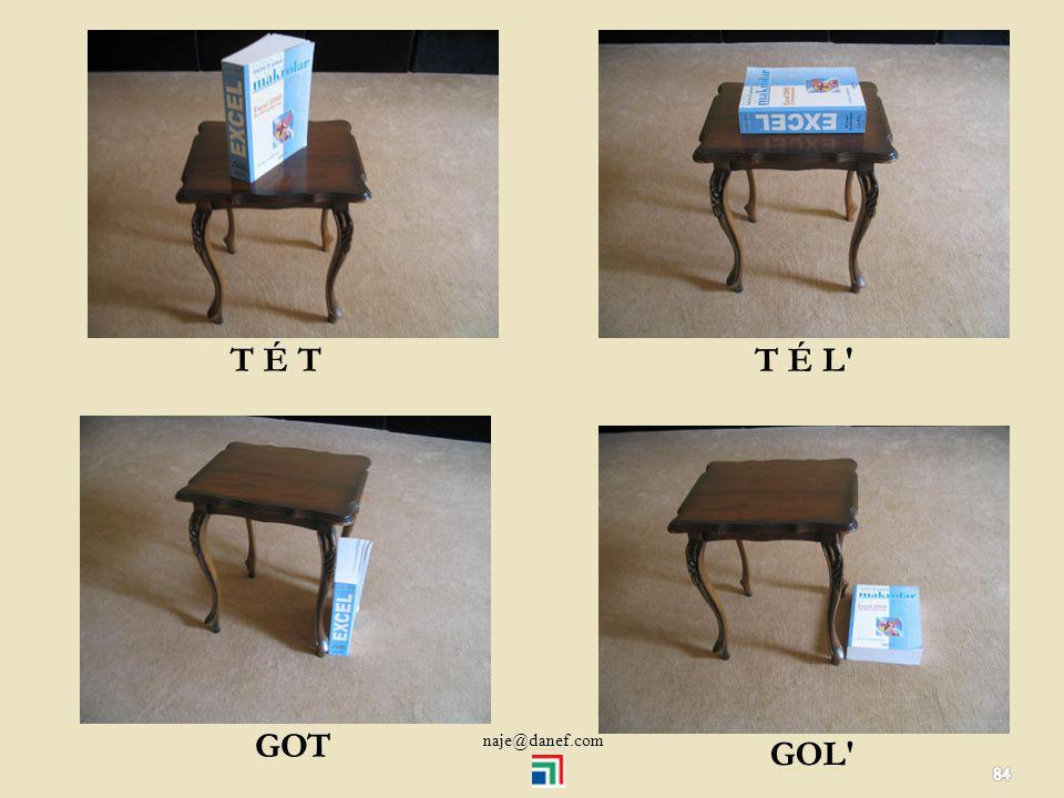 T É T T É L naje@danef.com GOT GOL