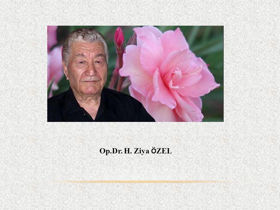 Op.Dr. H. Ziya ÖZEL