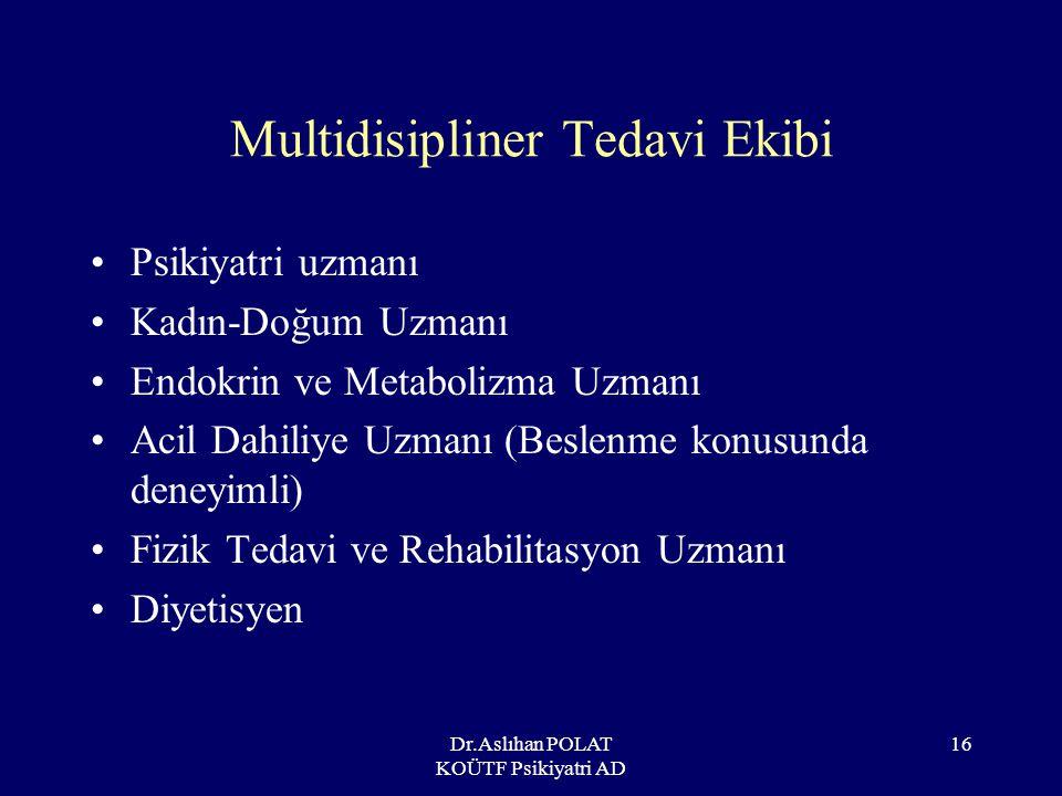 Multidisipliner Tedavi Ekibi