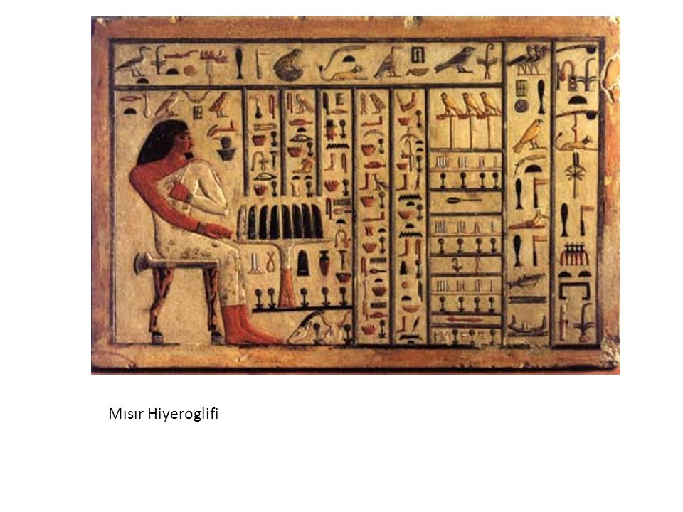 Mısır Hiyeroglifi
