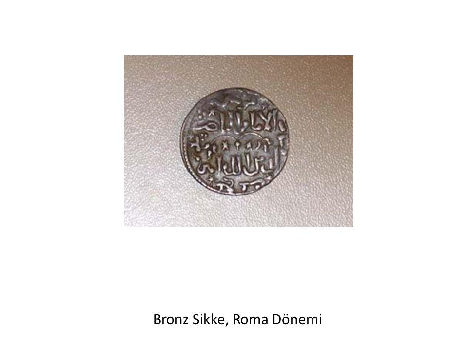 Bronz Sikke, Roma Dönemi