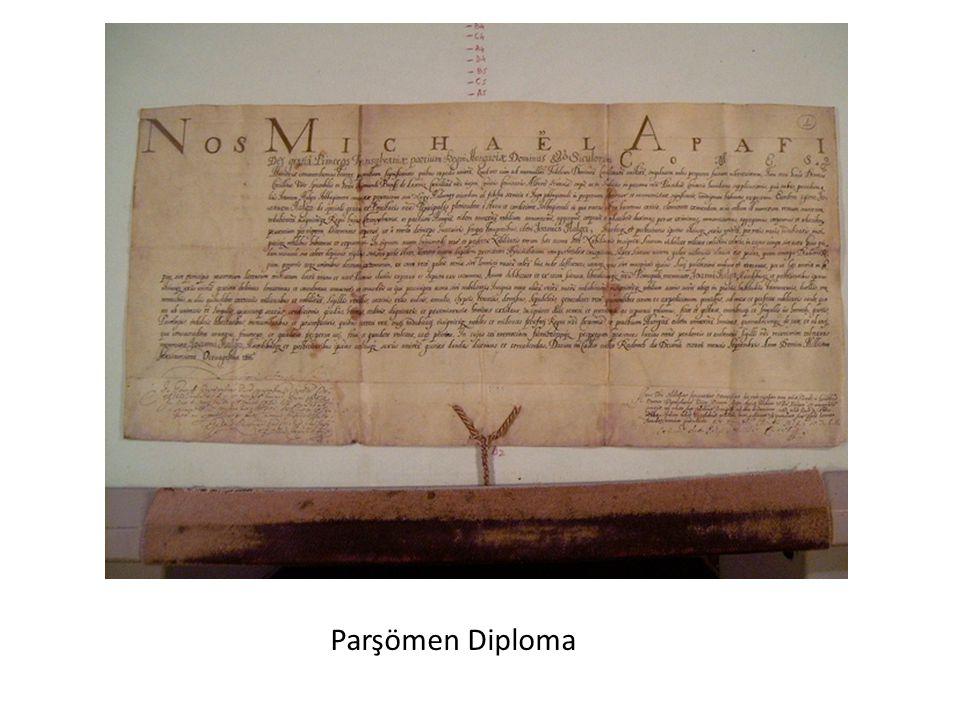 Parşömen Diploma