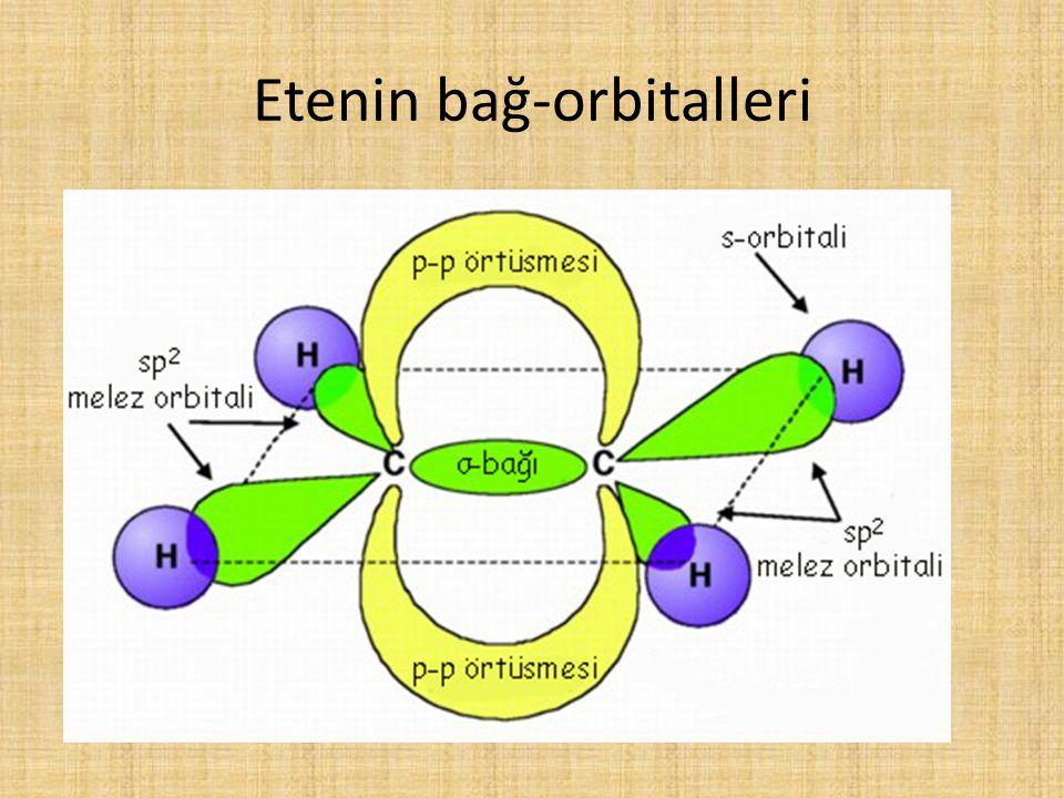 Etenin bağ-orbitalleri