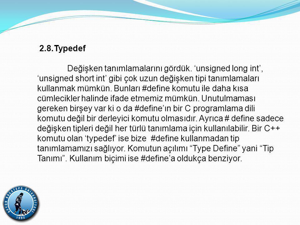 2.8.Typedef