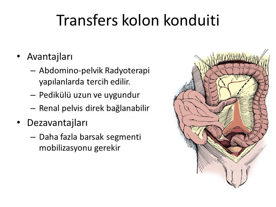 Transfers kolon konduiti